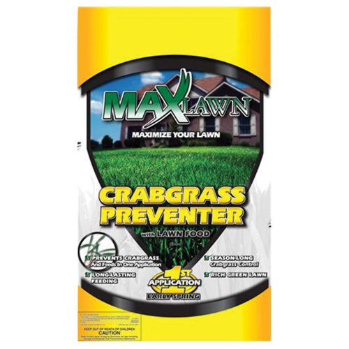 MaxLawn Crabgrass Preventers (22-0-4) 1st Step