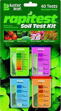 Load image into Gallery viewer, Luster Leaf Rapitest Soil Test Kit