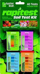 Luster Leaf Rapitest Soil Test Kit