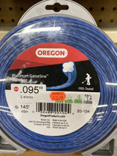 Load image into Gallery viewer, Oregon Platinum Gatorline Supertwist .105""