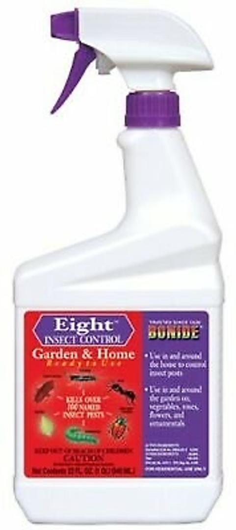 Bonide Eight Insect Control Home & Garden Ready to Use