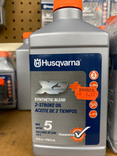 Load image into Gallery viewer, Husquvarna XP+ Synthetic 2- Stroke Oil
