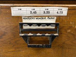 Bush Beans - Kentucky Wonder