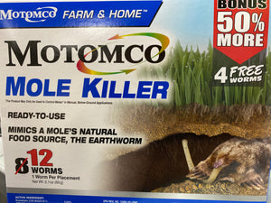 Mole Killer Ready-to Use