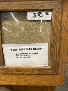 West Michigan Grass Seed