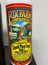 Load image into Gallery viewer, FOXFARM  Liquid Plant Food Big Bloom