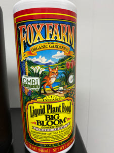 FOXFARM  Liquid Plant Food Big Bloom