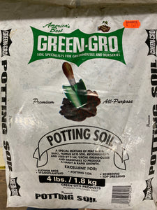 Green Gro Potting Soil