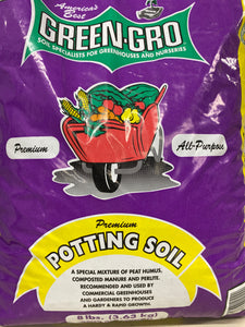 Green-Gro Potting Soil 8. Lbs