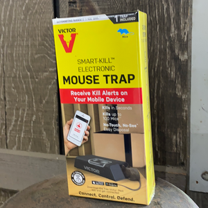 Smart Kill WIFI Electronic Mouse Trap