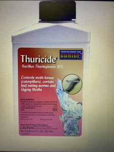Liquid Thuricide Concentrate