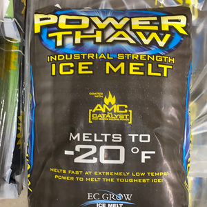 Ice Melt Power Thaw - Melts to -20 (50 pounds)