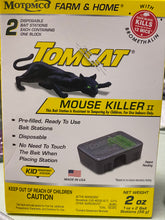 Load image into Gallery viewer, TOMCAT MOUSE KILLER II REFILLABLE BAIT STATION