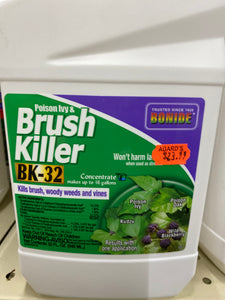 Bonide Brush Killer (Kills Brush, Woody Weeds, and Vines)