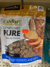 Load image into Gallery viewer, Canidae Grain Free Pure Chewy Treats