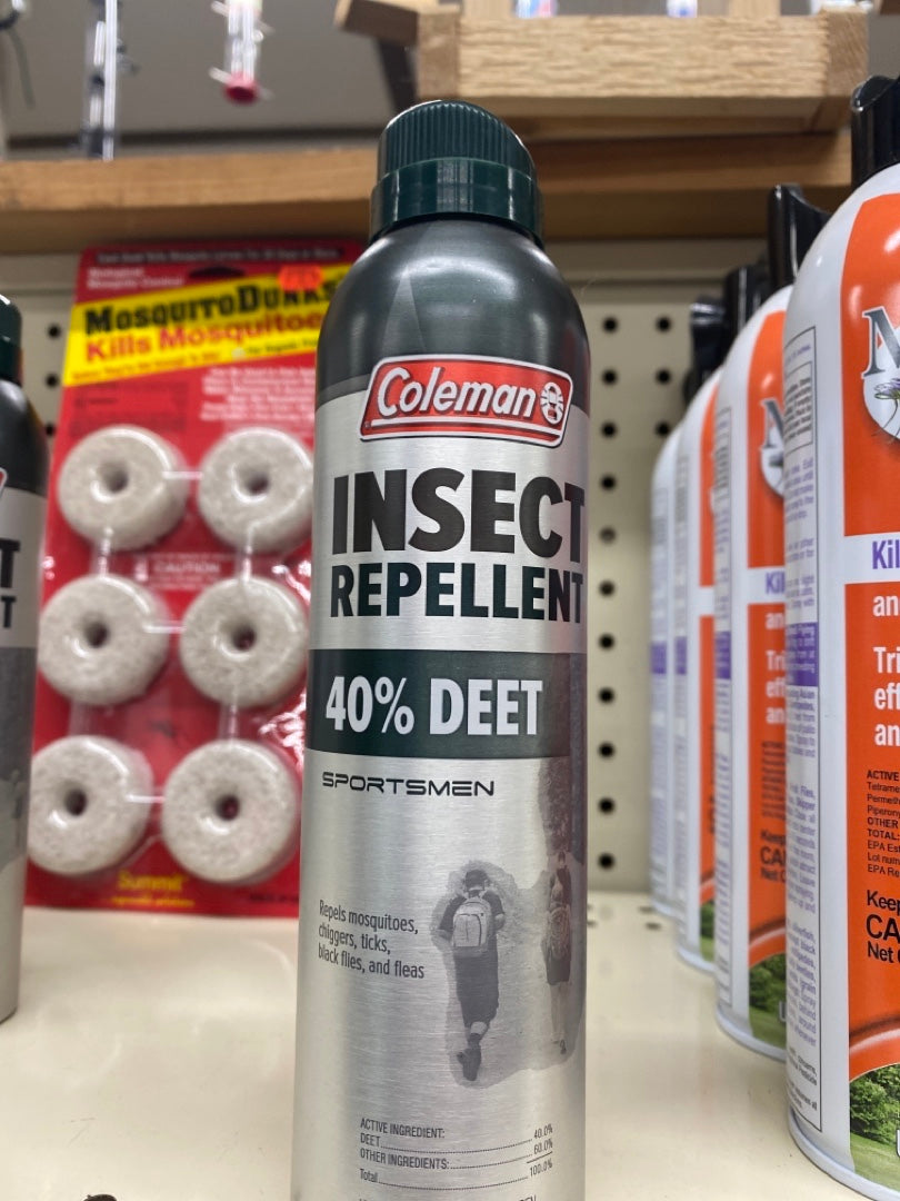 Coleman Sportsmen Insect Repellent 6 oz