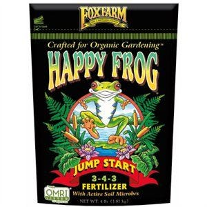 Happy Frog Jump Start 3-4-3 Fertilizer