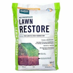 Safer Brand Lawn Restore 25lb bag
