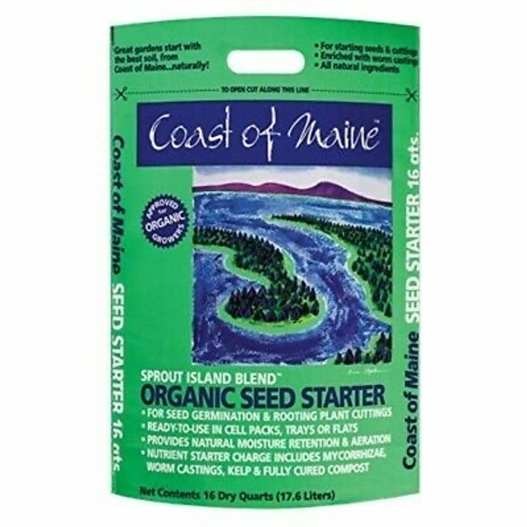 Coast of Maine Sprout Island Blend
