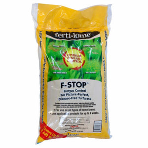 F-Stop Cures & Prevents Lawn Diseases