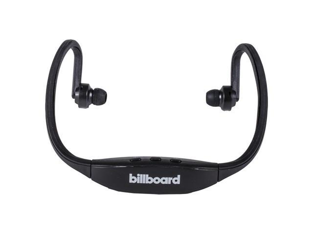 Billboard BB787 Bluetooth Wireless Headphones With Built In Microphone, Black