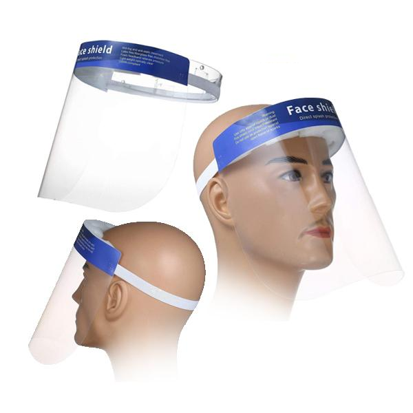 Face Shield Protection, Individual Shield
