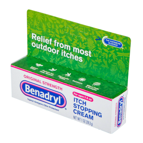 Benadryl Original Strength Itch