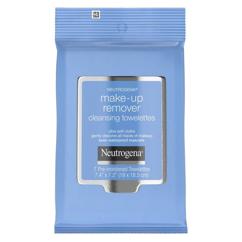 Neutrogena Makeup Remover Cleansing Towelettes, 7 towelettes