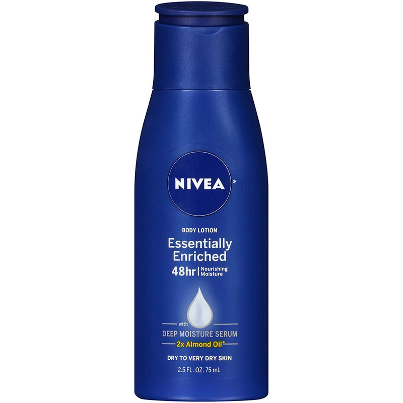 NIVEA Essentially Enriched Body Lotion 2.5oz