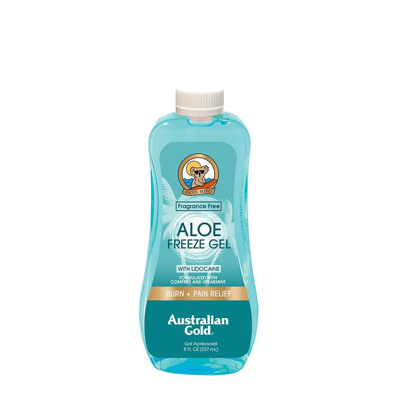 Australian Gold - Aloe Freeze Gel with Lidocaine - 8oz (237ml)