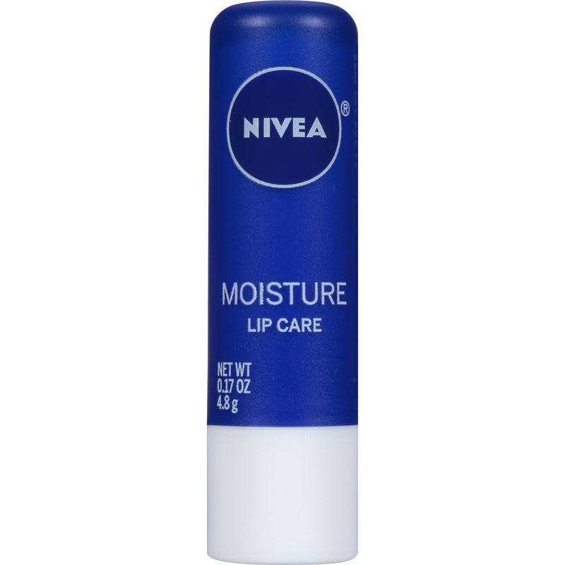 NIVEA Moisture Essential Lip Care 0.17oz.
