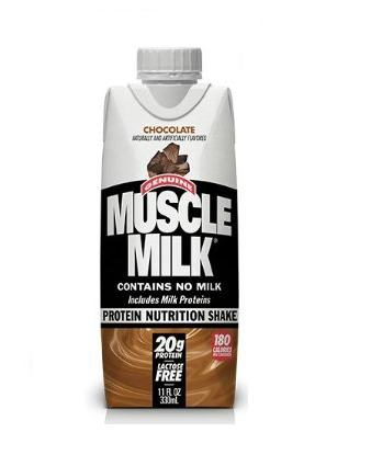 Muscle Milk Chocolate 11oz