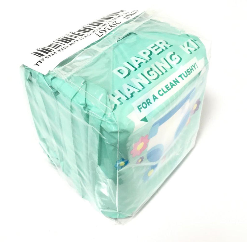 Diaper changing kit, Handy solutions, 3-piece (Case of 4)