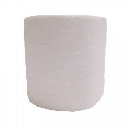 SIMPLY SOFT TOILET PAPER (400 Sheets), Individual Wrapped roll