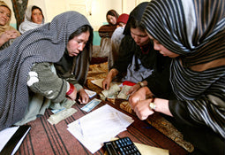 Empowering Women in Afganistan through Fair Trade