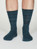 Luther Organic Cotton Space Dye Men's Socks