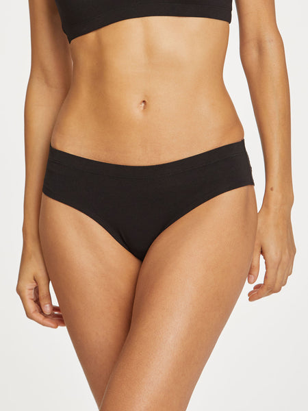 GOTS Organic Cotton Jersey Bikini Brief