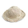 natural hemp and cotton fair trade sun hat