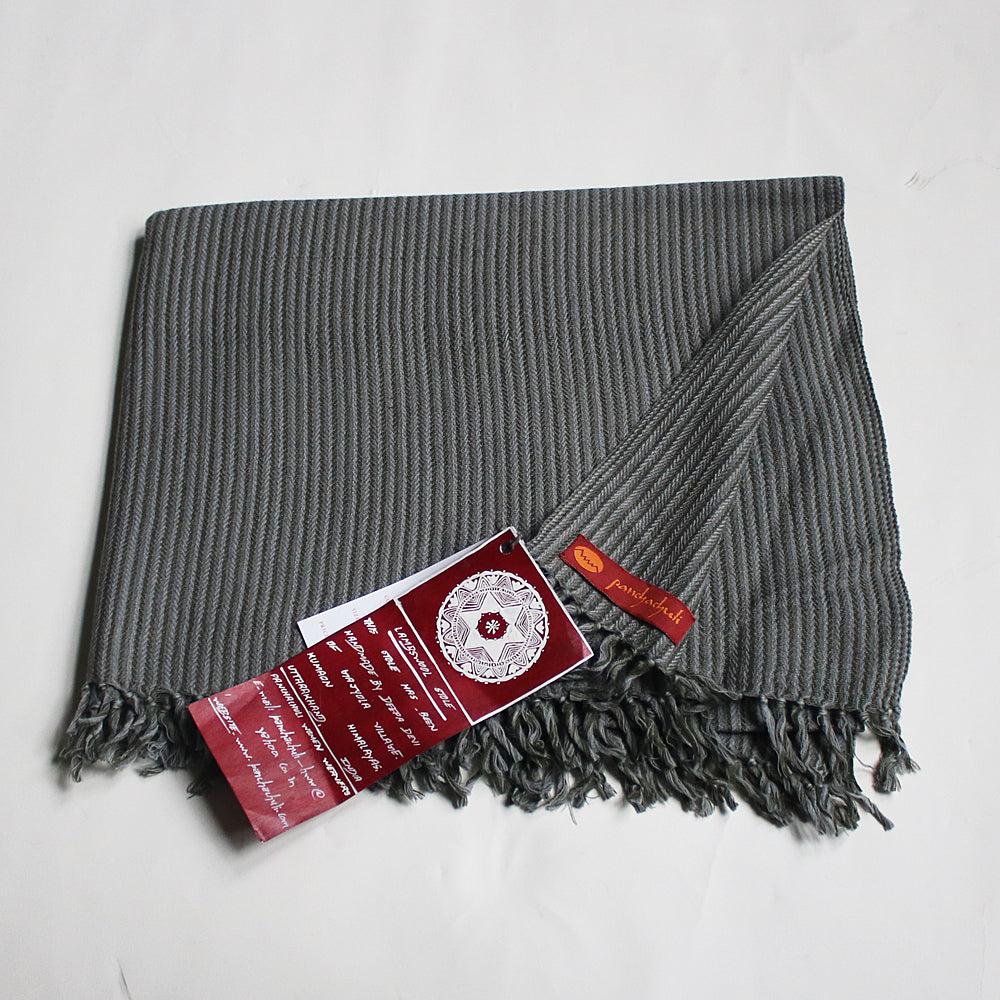 Handmade Panchachuli Lambswool Stoles