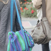 fair trade cotton holdall bag