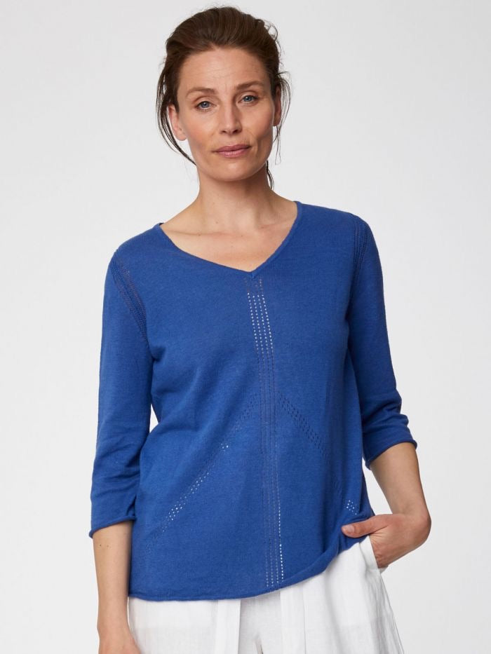 Thought Ethel Hemp Knit Jumper