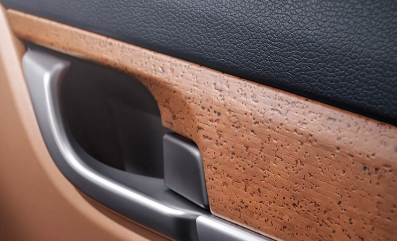 Luxury cars should ditch wood veneers for cork, and here's why