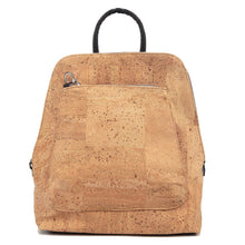 Load image into Gallery viewer, Cork Backpack Compact Size Cork by Design