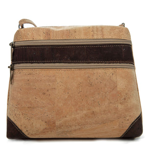Cork Purse Cross Body Handbag - Cork by Design