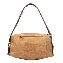 Load image into Gallery viewer, Half Moon Cork Shoulder Bag - Best Seller - Cork by Design
