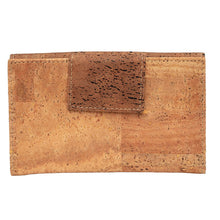 Load image into Gallery viewer, Cork Wallet Large Brown Natural - Cork by Design