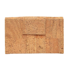 Load image into Gallery viewer, Cork Wallet Large Natural - Cork by Design