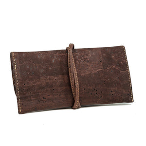 Cork Sunglasses Case Brown - Cork by Design
