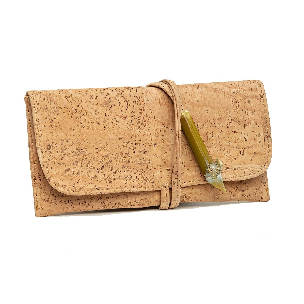 Cork Sunglasses Case Natural - Cork by Design