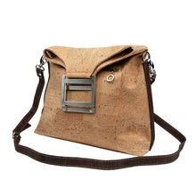 Load image into Gallery viewer, Cork Vegan Handbag Multi-look Women's Stylish Bag - Cork by Design
